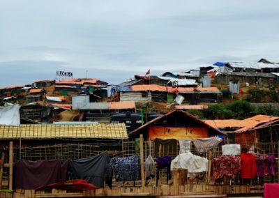 Campamento de refugiados de Jamtoli en Cox Bazar / Jose Manuel Mota