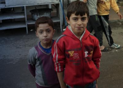 Niños de Sayyida Zainab / Alberto Rodríguez y Laura Lavinia