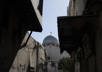 Iglesia armenia de Damasco / Alberto Rodríguez