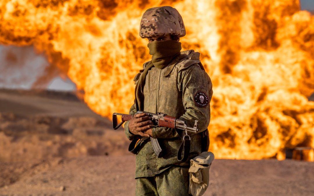 """ISIS Hunter: """"No somos superhéroes, estamos cansados de la guerra y solo queremos vivir una vida decente"""""""
