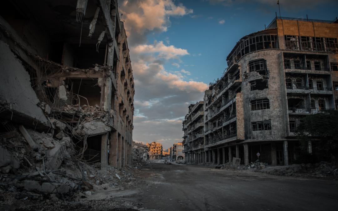 Alepo, un año después de la batalla