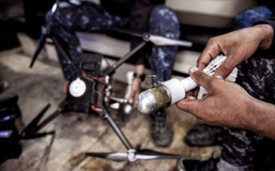 FAREWELL Hmeymim: Drones para la guerra