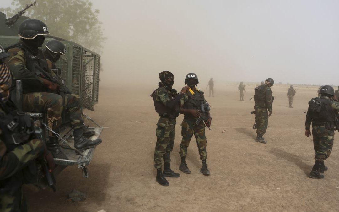 Grupos separatistas secuestran a 79 estudiantes en Camerún