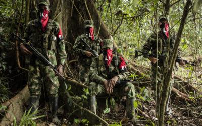 De las FARC al ELN, el auge de la guerrilla