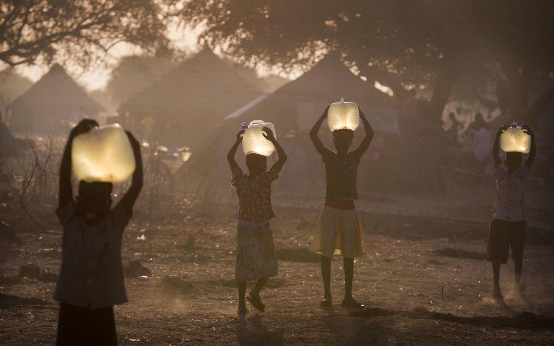 La crisis del agua que amenaza con nuevas guerras