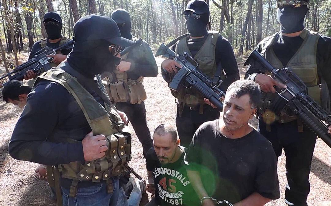 La guerra de los 9 cárteles en México