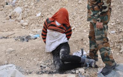 Cuatro miradas de Siria