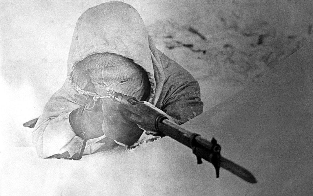 Simo Häyhä: La muerte blanca