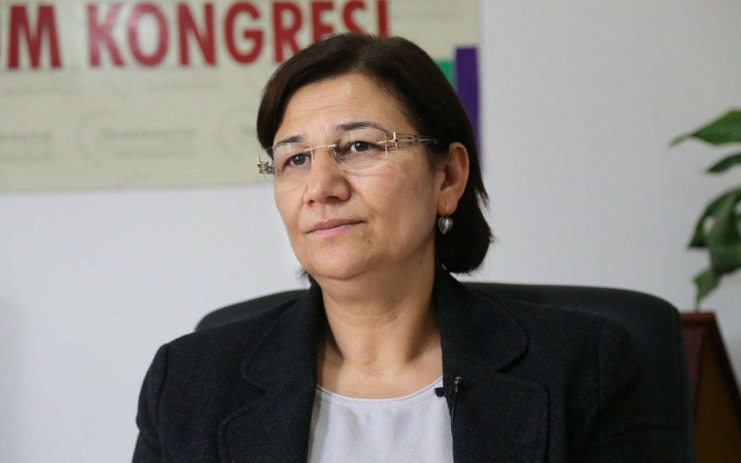 La diputada turca Leyla Guven en estado crítico tras 78 días en huelga de hambre