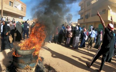 Sudán se revela contra Al Bashir