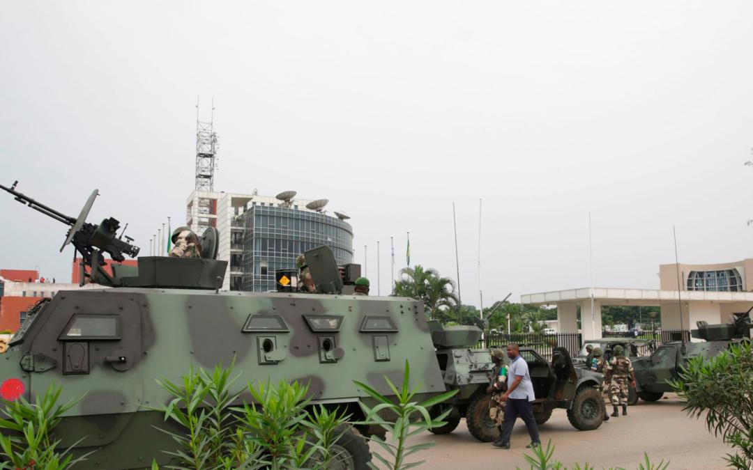 Gabón vuelve a permitir el acceso a internet