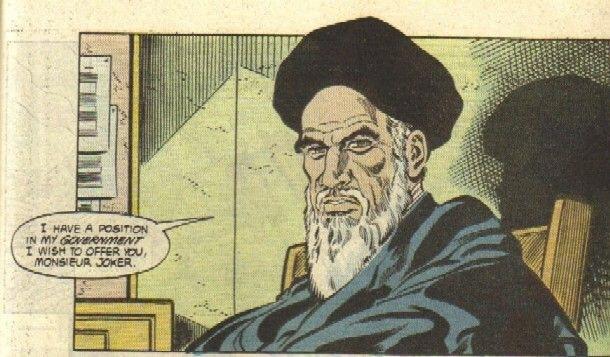 Irán conmemora los 40 años del regreso del exilio del ayatolá Jomeini