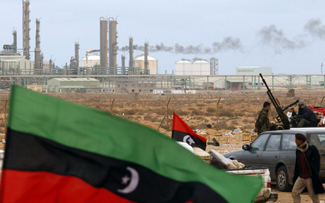 Khalifa Haftar logra dominar la industria petrolera libia