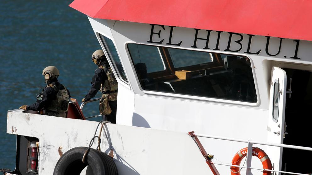 Malta rescata un barco secuestrado por migrantes rescatados