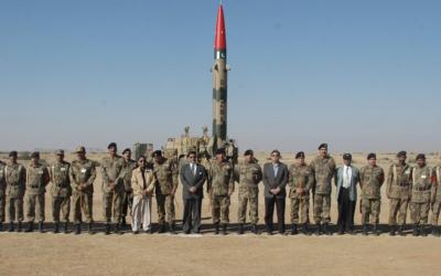 Cómo EEUU quiere controlar el arsenal nuclear pakistaní