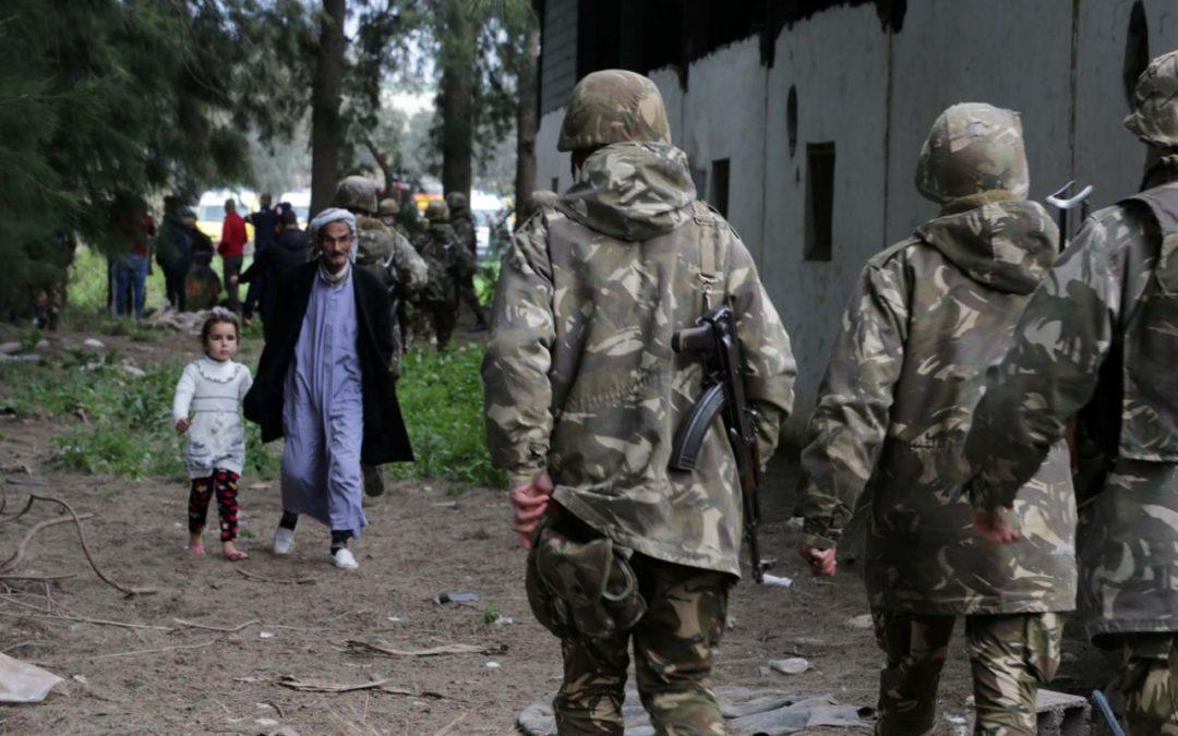 El ejército argelino unido ante el temor del auge del integrismo