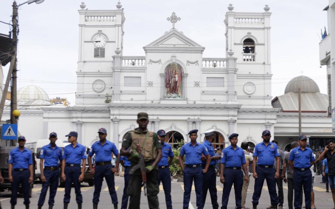 Matanza terrorista en Sri Lanka contra hoteles e iglesias el Domingo de Resurrección