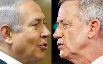 Netanyahu vs Gantz: ¿cuál es realmente el cambio?