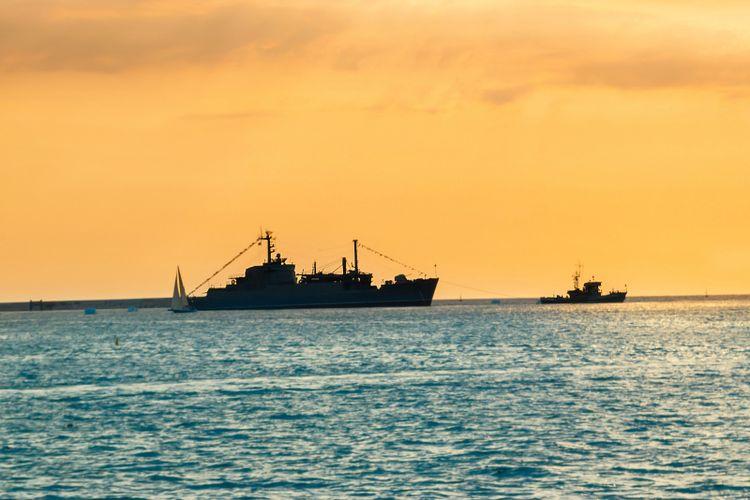 EAU denuncia el sabotaje de 4 barcos cerca del Estrecho de Ormuz en un clima de crecientes tensiones con Irán
