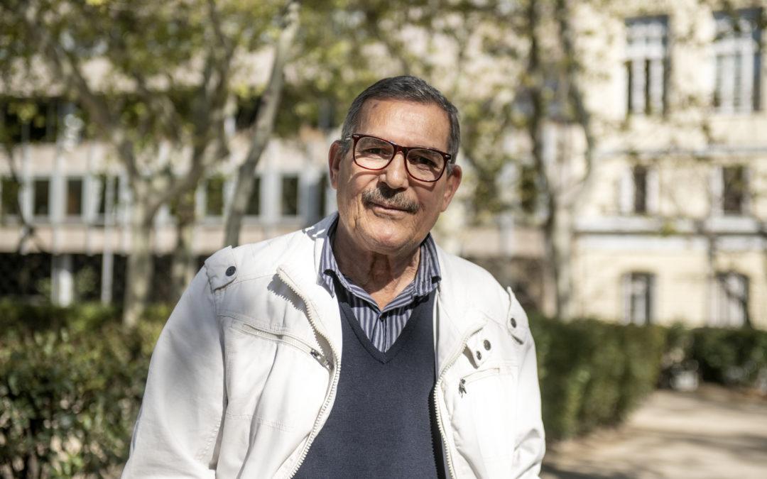 """Bechir Labidi: """"La historia la escriben los pueblos, no los palacios"""""""