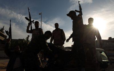 Sin la voluntad de Europa, no puede haber paz en Libia