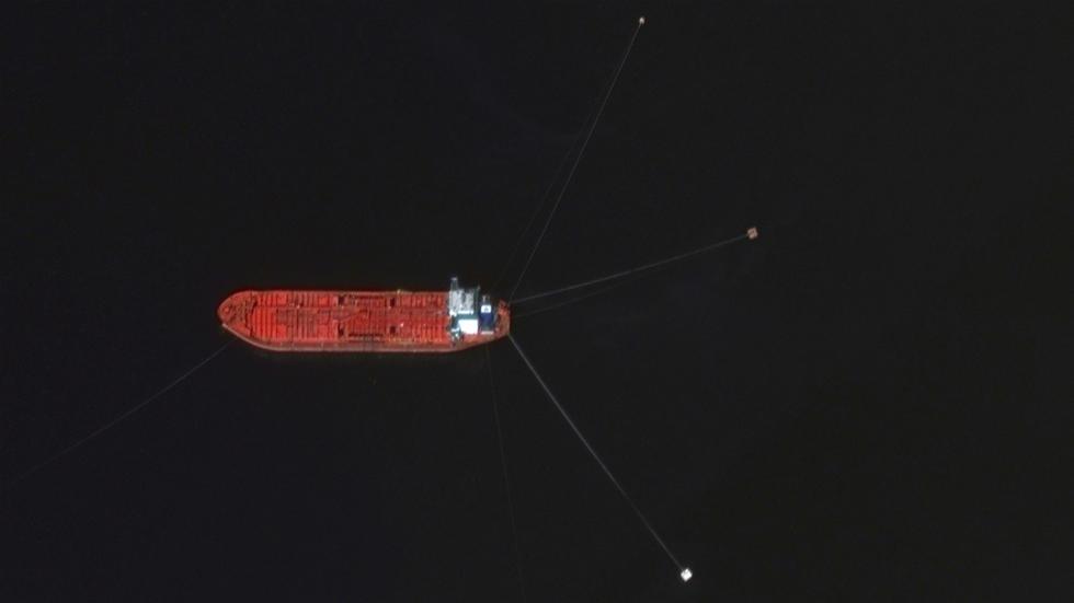 Continuan investigando el incidente con el petrolero iraní SABITI