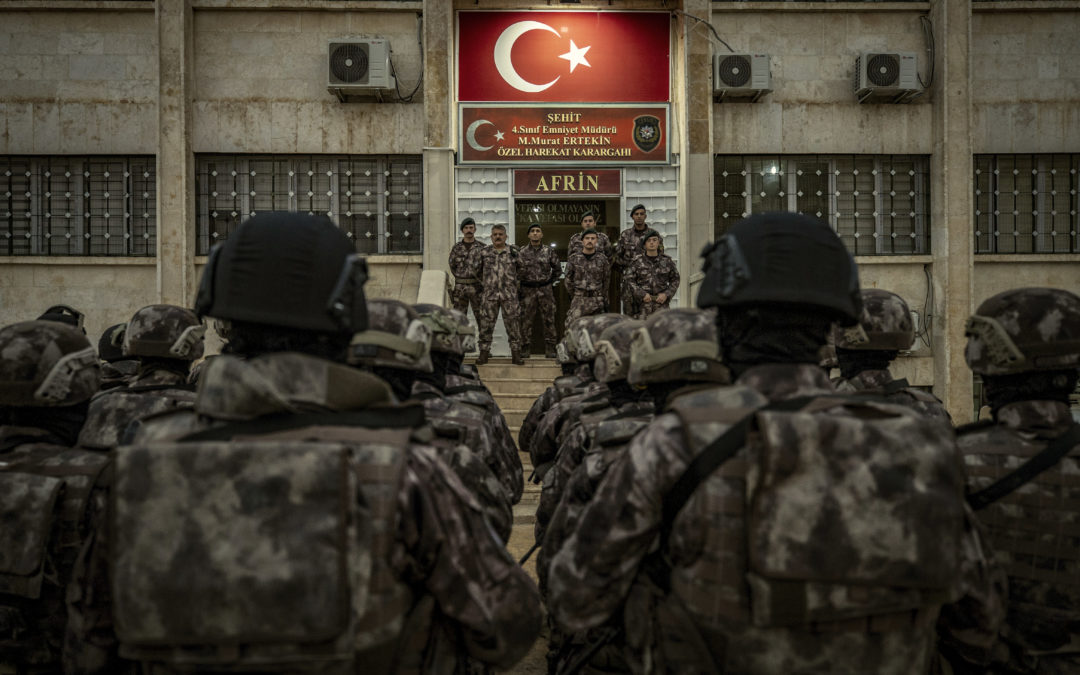 Yihadismo, violencia y pillaje: Los principales grupos del 'Ejército Nacional Sirio'