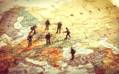 Geopolítica: Teorías y aplicación