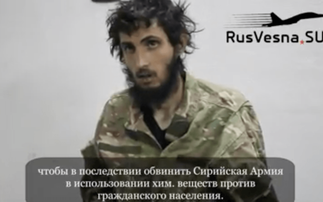 Yihadista de HTS: «Los instructores eran turcos»