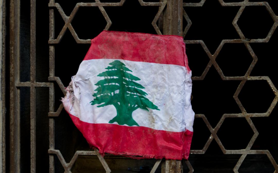 Líbano hacia el abismo