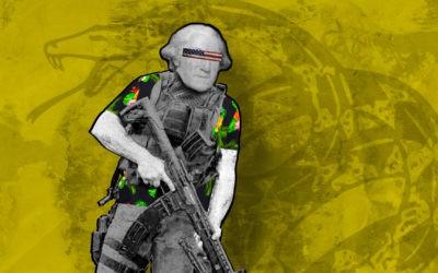 Memes, armas y revuelta contra el sistema: Boogaloo