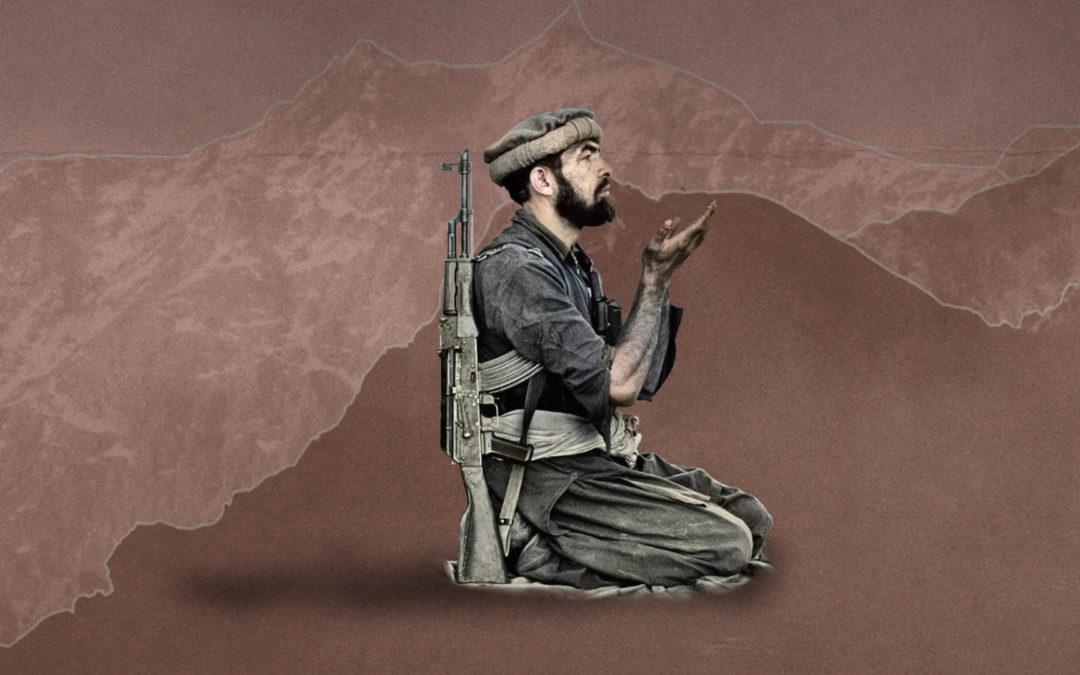 La tragedia del Afganistán rojo